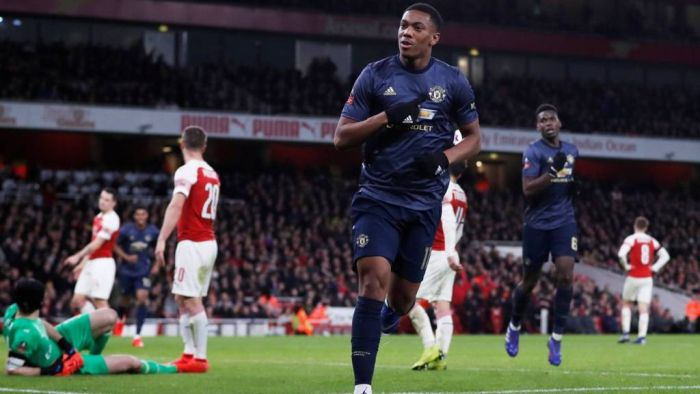 [Goals Highlight] Arsenal 1 – 3 Man United (Watch Here)