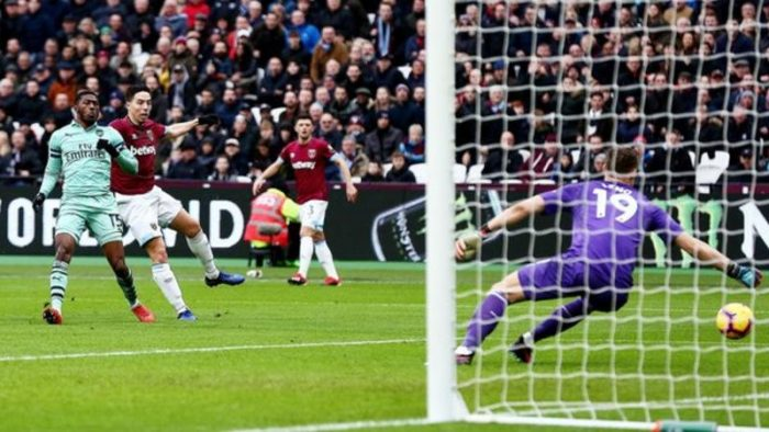 [Match Highlight] West Ham 1 – 0 Arsenal (Watch Here)