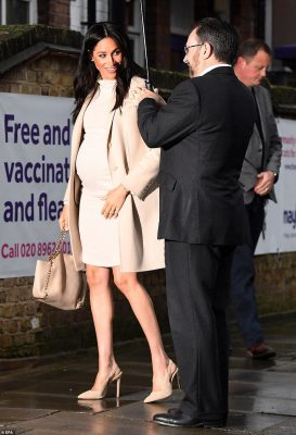 Meghan-Markle-Visits-A-London-Animal