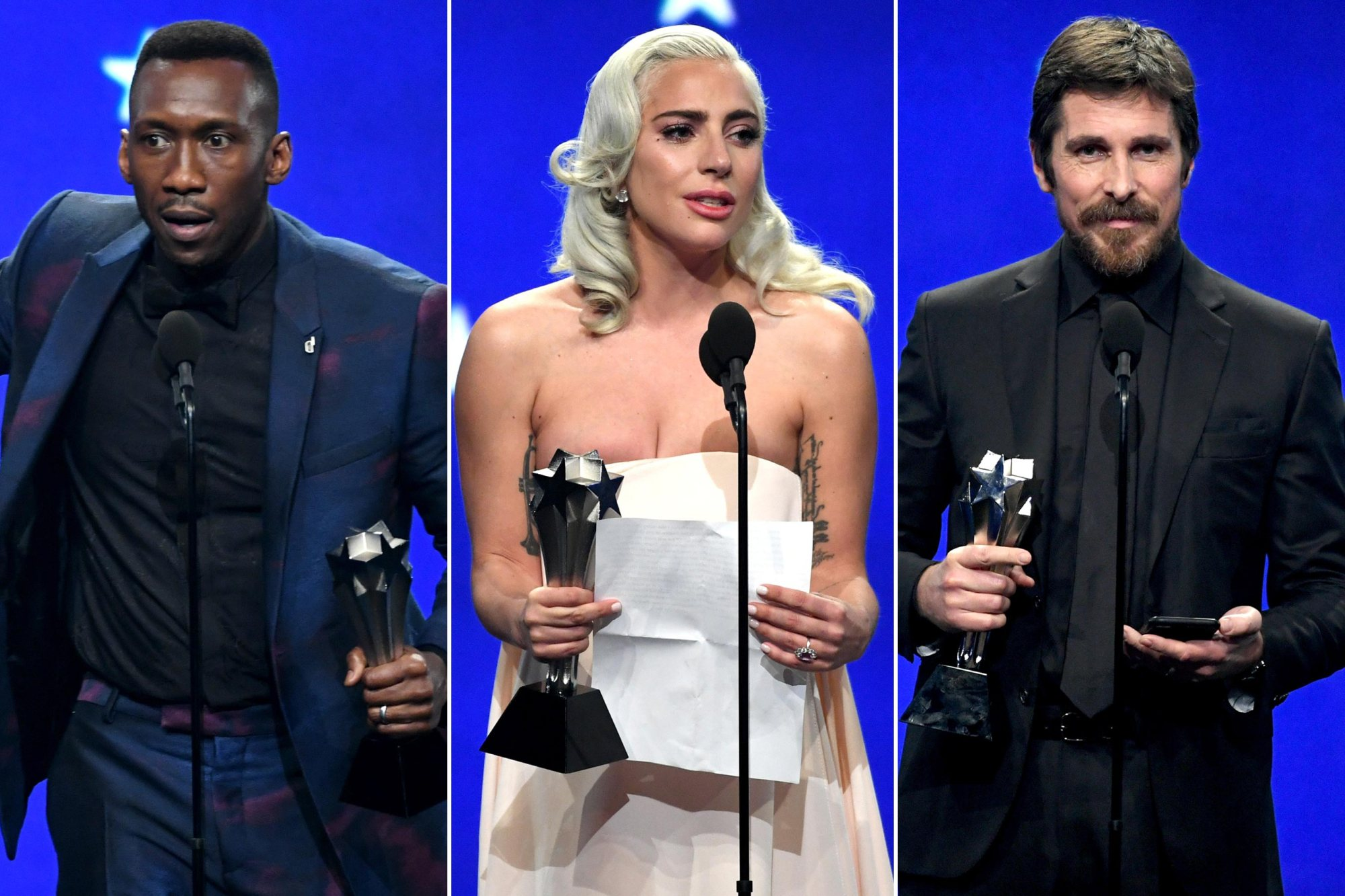 The Complete List Of Winners From 2019 Critics Choice Awards