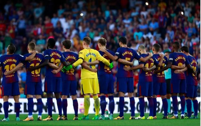 Barcelona Squad To Face Real Madrid Is Out