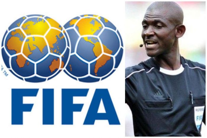 FIFA Bans Tanzanian Referee For Life, See Why