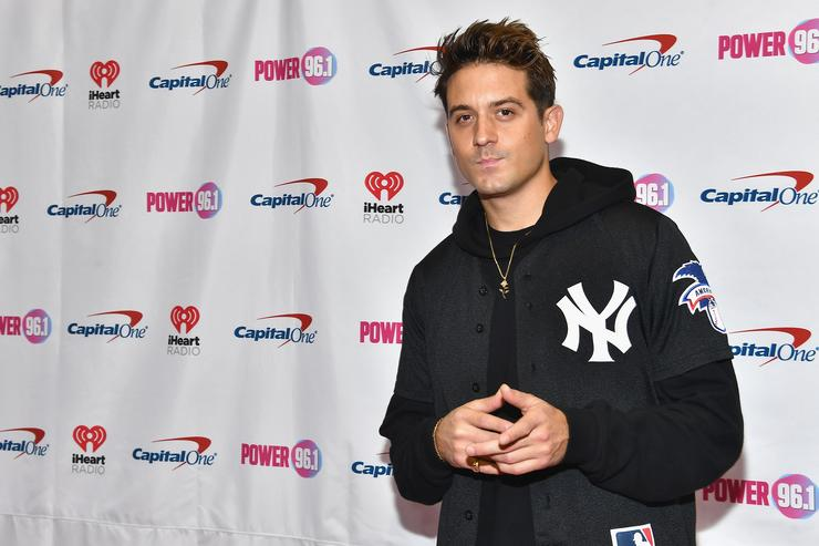G-Eazy Shows Love To His Mom, His Heart & Queen
