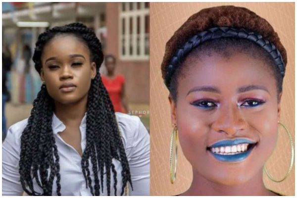 [VIDEO] Former Big Brother Naija Housemates Alex And Cee-C Finally Reconcile