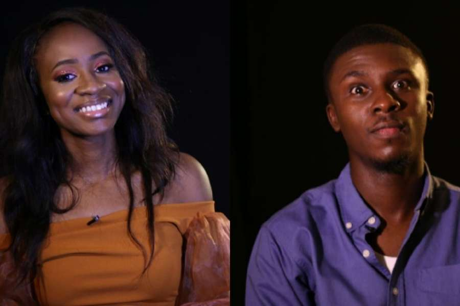 Anto Reveals Why She And Lolu Are Not In A Relationship