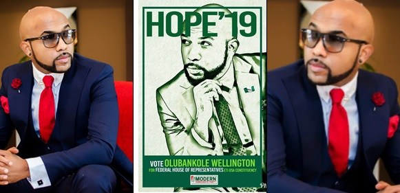 Banky W Speaks on Political Aspiration,, Lessons Learned & What's Next