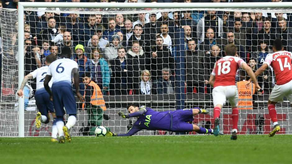 FOOTBALL HIGHLIGHTS Tottenham Hotspur 1 - 1 Arsenal