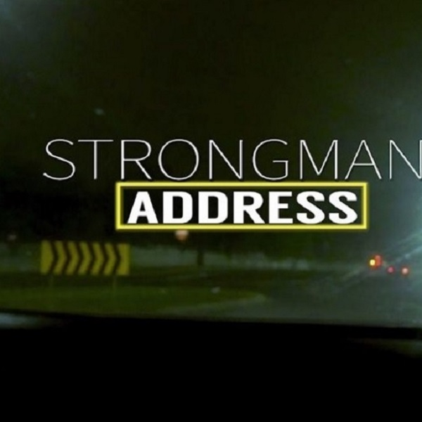 Strongman – Address (Prod. UndaBeat)