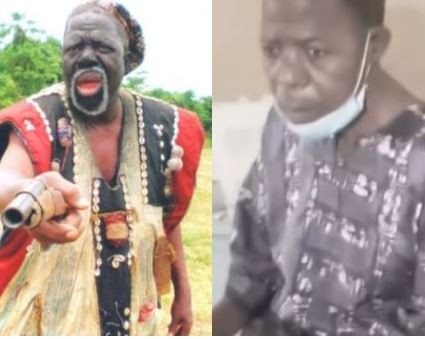 [VIDEO] Veteran Yoruba Actor, Fadeyi Oloro Hospitalised Over An Unknown Ailment