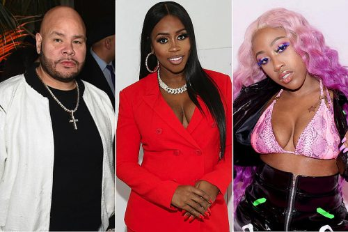 Fat Joe Calls Remy Ma Assault Accuser a Clout Chaser