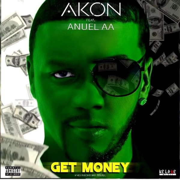 Akon – Get Money Ft. Anuel AA cover