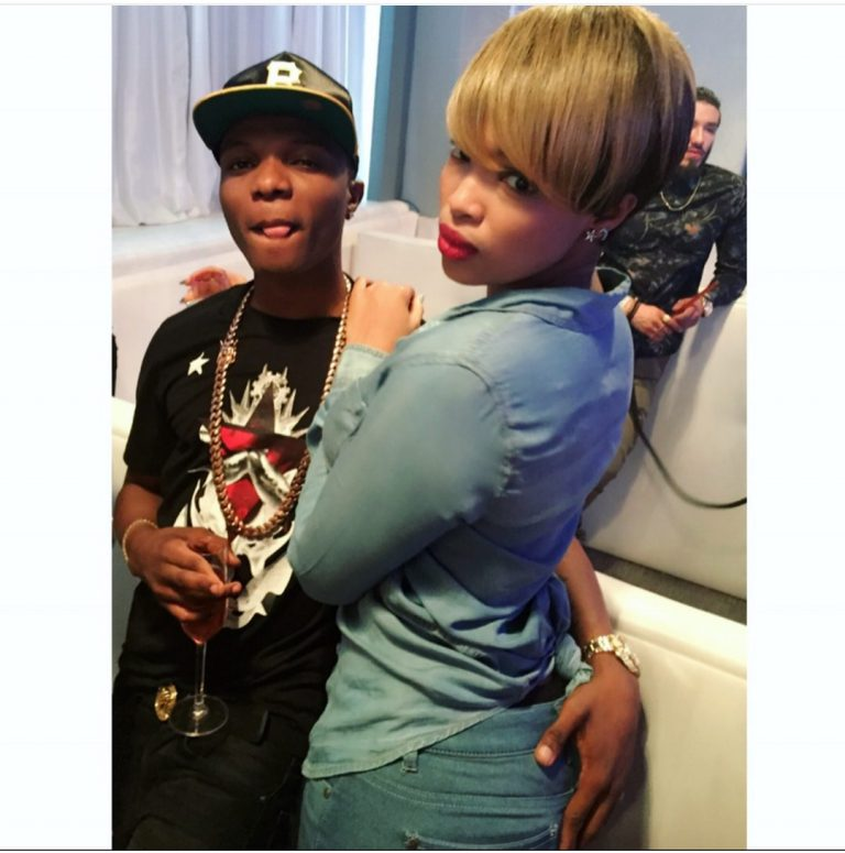 Revealed!!! Wizkid Does Not Have Any Picture With His 2nd Son; Ayo, According To Baby Mama