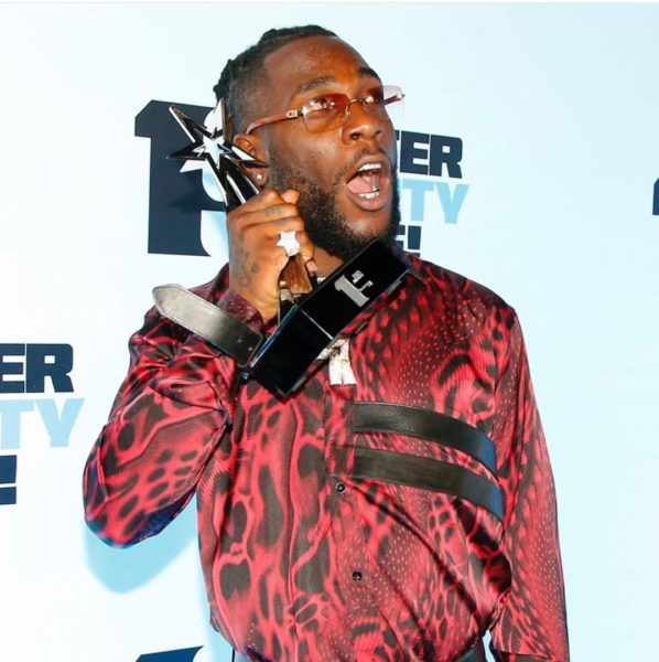 Burna Boy releases tracklist for 'African Giant' album