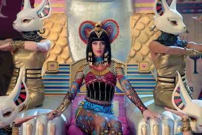 "Judge Rules Katy Perry Copied ""Dark Horse"" From Christian Rapper"