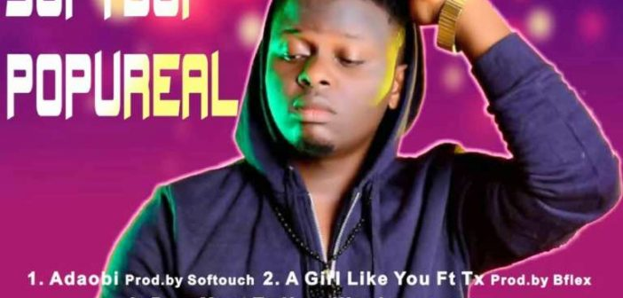 Popureal – Made in Asaba EP