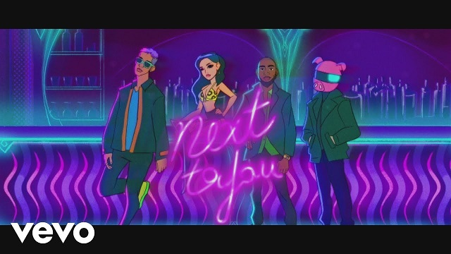 VIDEO Becky G, Digital Farm Animals – Next To You Part II ft. Rvssian, Davido
