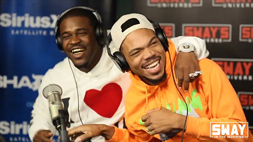 A$AP Ferg & Chance the Rapper Freestyle Over OutKast, Jay-Z & Mobb Deep Classics