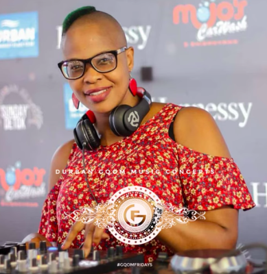 #GqomFridays Mix Vol. 129 (Mixed By Miss K, Women's Month Edition)