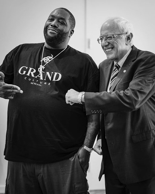 Killer Mike & Bernie Sanders Discuss the 2020 Election, Health Care, Student Debt & More