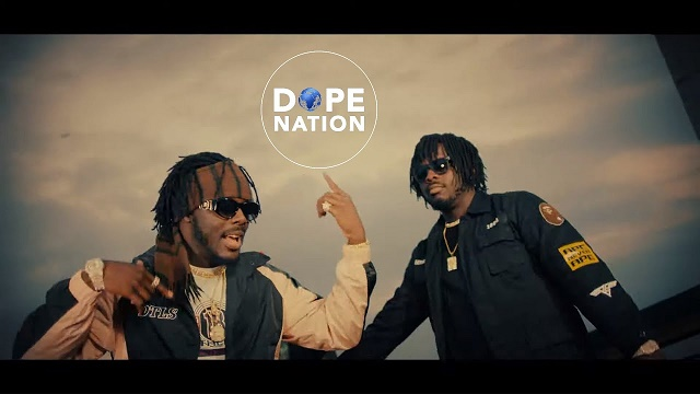 VIDEO DopeNation – Confam ft. Medikal