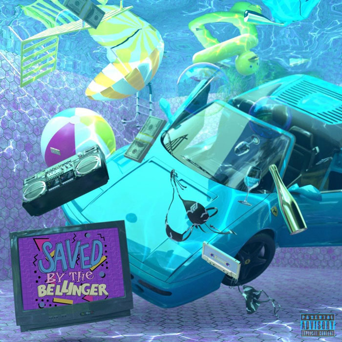 Eric Bellinger Drops 'Saved By The Bellinger' Project