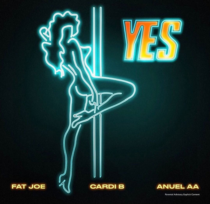 "Fat Joe Taps Cardi B & Anuel AA for New Single, ""Yes"""