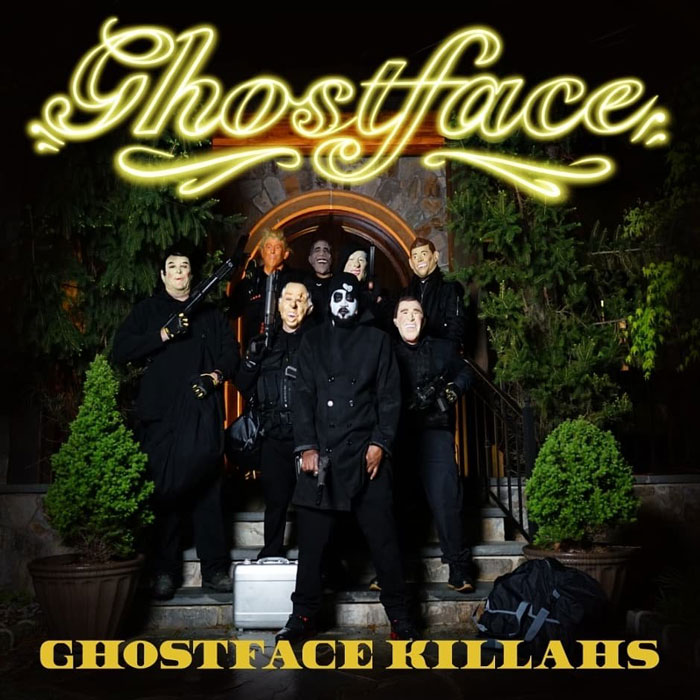 Ghostface Killah Delivers New Album, 'Ghostface Killahs'