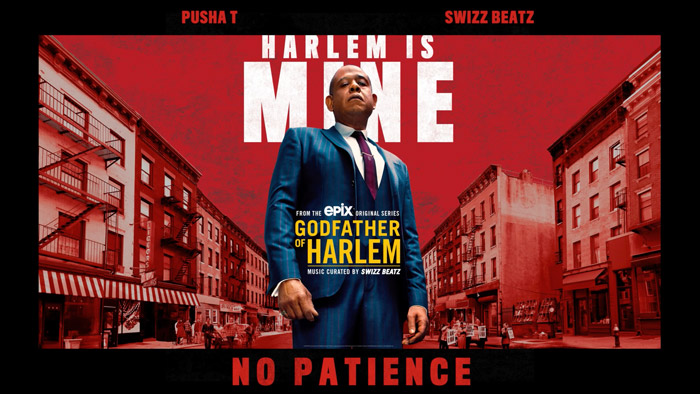 """Pusha T & Swizz Beatz Have """"No Patience"""" On New Collab"""