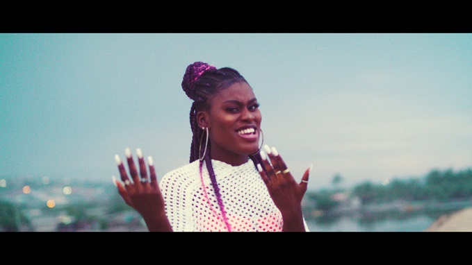 VIDEO Vanessa Nice – All Night Long ft. Kuami Eugene