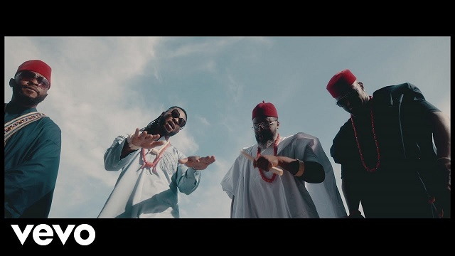 VIDEO Larry Gaaga – Tene ft. Flavour