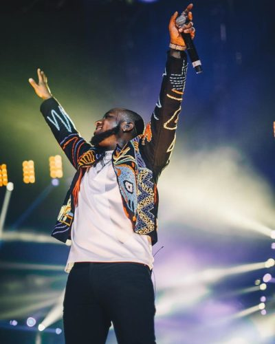 Davido Devastated Over Juice Wrld's Death, Reveals They Were About To Drop A Single