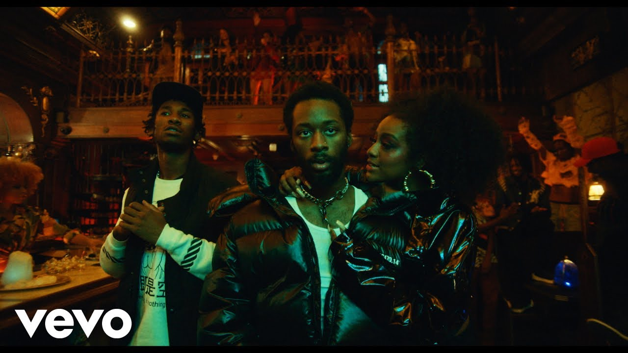 "GoldLink – "" Joke Ting"" f. Ari PenSmith (Video)"