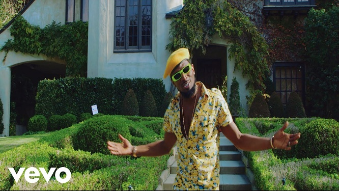 VIDEO D'Banj – Everything Is Ok