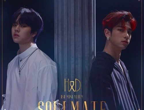 H&D - 1ST MINI ALBUM 'SOULMATE'
