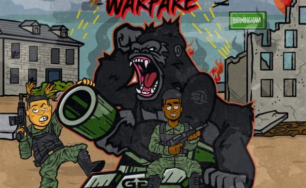Luh Soldier & Big Yavo – Gorilla Warfare