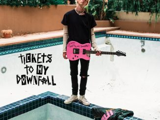 Machine Gun Kelly - Tickets To My Downfall